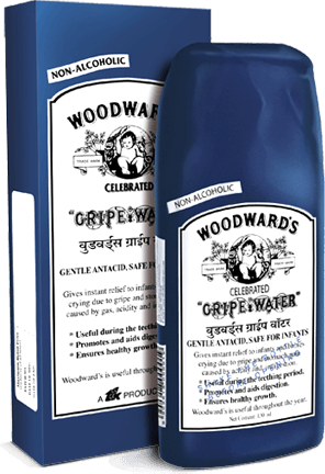 woodwards gripe water for colic remedies